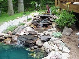 Backyard Waterfalls Ideas Waterfalls And Ponds U2013 Dawnwatson Me