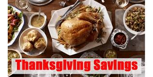 savings for thanksgiving feast couponmom