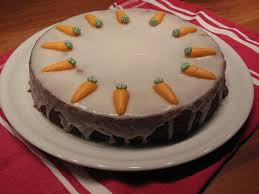 deliciously healthy crystalized ginger u0026 carrot cake for mother u0027s