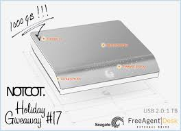 How To Open Seagate Freeagent Desk Gifts Search Results Notcot