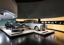 bmw museum new rolls royce exhibition opens at bmw museum