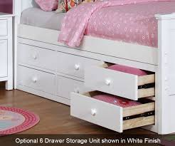 Daybed With Bookcase White Bookcase Daybed With Trundle Ldnmen Com
