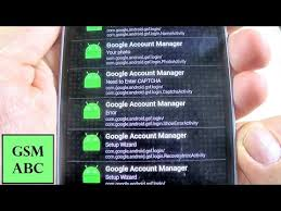 manager for android apk bypass error in type email and password on account