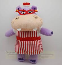 doc mcstuffins sweater 25cm junior hallie plush doc mcstuffins plush toys hippo plush