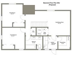 ranch floor plans with basement apartments no basement house plans plan jd one mountain