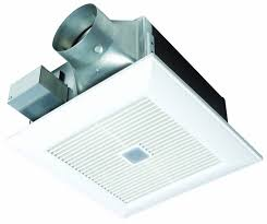 bathroom exhaust fan 50 cfm panasonic fv 05vfm2 whispervalue 50 cfm super low profile