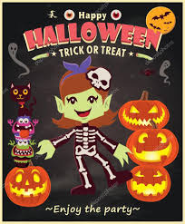 have a happy haunted halloween vintage halloween hallows eve 20