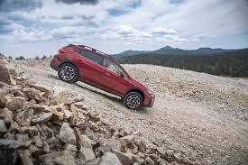 subaru crosstrek off road tires subaru crosstrek 2 0i limited first test motor trend