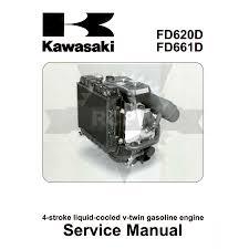100 new kawasaki service manual s cyclepedia com 2008 2011
