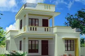 cottage home designs simple home design simple home plan in modern style kerala home