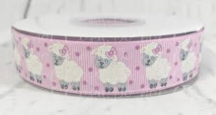 designer ribbon 7 8 happy easter ribbon us designer ribbon ombre glitter