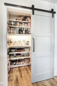 Kitchen Pantry Curtains Sliding Doors To Butlers Pantry Kitchen Traditional With Pocket