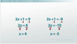 solving absolute value practice problems video u0026 lesson