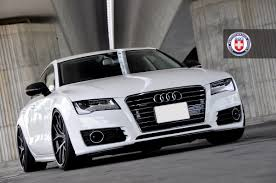 audi slammed audi a7 with hre s101 in satin charcoal7 jpg