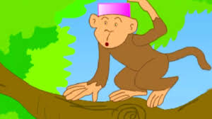 the cap seller and the monkeys kids english animation moral