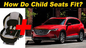 mazda cx 9 2016 mazda cx 9 child seat review youtube