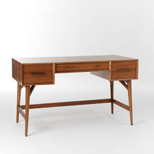 Modern Desk Uk Mid Century Desk Acorn West Elm Uk
