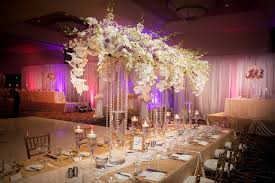 Table Decor For Weddings Lavender And White Wedding Artquest Flowers
