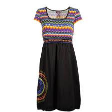 rochie etno rochie etno chic cu imprimeu colorat haine hippie boho chic