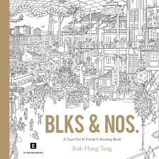 fun singapore themed colouring books cards adults finder