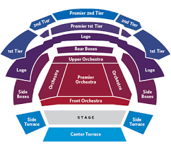 orchestra floor plan san francisco symphony seating chart