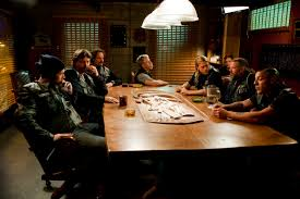 Sons Of Anarchy Meeting Table Sons Of Anarchy Meeting Table Bonners Furniture
