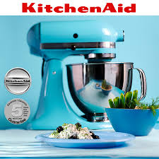 Artisan Kitchenaid Mixer by Kitchenaid Artisan Stand Mixer 5ksm175ps Crystal Blue Cook