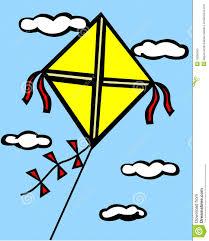 square clipart kite pencil and in color square clipart kite
