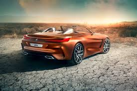 bmw concept 2002 2018 bmw z4 concept shows direction of new roadster autocar