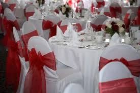 wedding chair covers and sashes polyester chair cover with sash party rental san diego vista