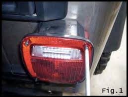 Jeep Tj Led Tail Lights How To Install A Rugged Ridge Led Tail Light Set On Your 1987 2006