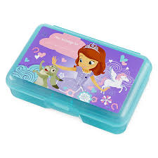 pencil box disney collection sofia the pencil box one size jcpenney