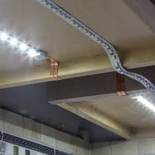 How To Install Lights Under Kitchen Cabinets Under Kitchen Cabinet Lighting Led Strips Tehranway Decoration