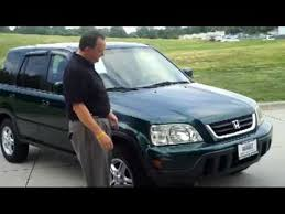 honda crv use car for sale used 2000 honda crv se 4wd for sale at honda cars of bellevue an