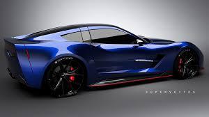 corvette modifications c6 creating the supervettes sv8 r from a chevy corvette c6
