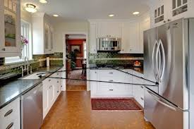 Designed Kitchen Kitchen Triangle Design Case San Jose