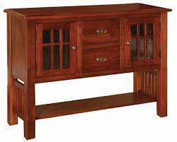 River View Dining Room Sideboard With Two Drawers - Dining room sideboard