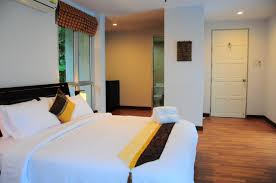 Bedroom Trip Song Baan Chang Pool Villa Ao Nang Beach Thailand Booking Com