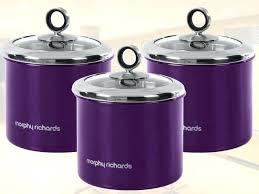 purple canister set kitchen purple kitchen canisters ceramic canisters sets for the kitchen s