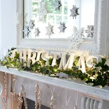 xmas decoration ideas home 18 ideas to decorate your home for christmas on a budget