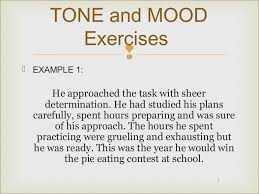 mood and tone worksheet free worksheets library download and