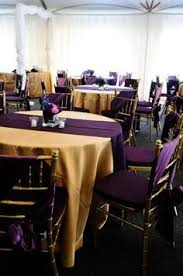 Sweet 16 Dinner Party Ideas Purple And Gold Tables Lsu Themed Dinner Party Luke U0027s Lsu