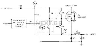 power supplies u003e high voltage u003e high voltage bucking regulator