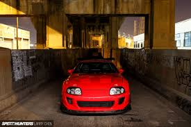 jdm supra endless journey building the ultimate street supra speedhunters