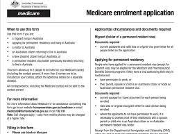 Sle Letter Of Certification For Visa Application Apply For Medicare U2014 Iwi N Aus