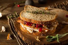 thanksgiving leftover sandwich turkey for a week leftover turkey sandwich ideas