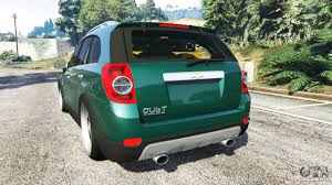 chevrolet captiva 2016 chevrolet captiva 2010 for gta 5