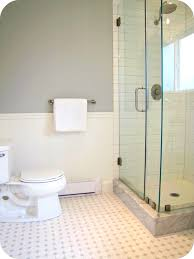 accessories pleasing modest grey and white bathroom tile ideas