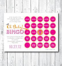 photo baby shower bingo word image