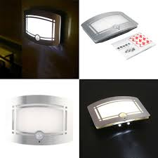 Outdoor Motion Sensor Light Battery Operated Online Get Cheap Battery Operated Motion Lights Outdoor